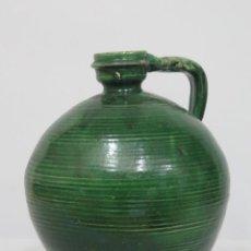 Antigüedades: GRAN PERULA O ACEITERA DE LUCENA O UBEDA. SIGLO XIX. Lote 109210391