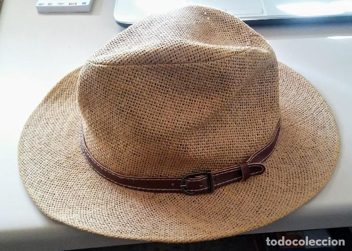 SOMBRERO ROMERO A ESTRENAR (Antigüedades - Moda - Sombreros Antiguos)