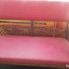 Antigüedades: BANCO TOSCANO S.XIX ARTE POVERA. Lote 109351675