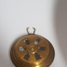 Antigüedades: FIGURA EN BRONCE DE DECORACIÓN. Lote 109354092