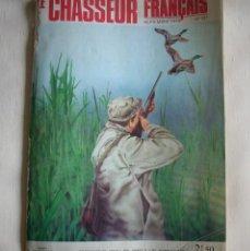 Antigüedades: LE CHASSEUR FRANÇAIS - SEPTEMBRE 1974 N° 931 EL CAZADOR FRANCÉS. Lote 109360351