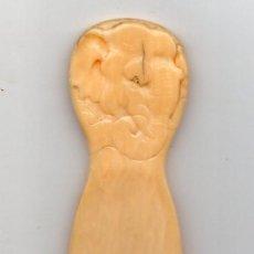 Antigüedades: CALZADOR ART DECO EN MARFIL. Lote 109392111