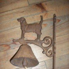 Antigüedades: CAMPANA LLAMADOR. Lote 109395123