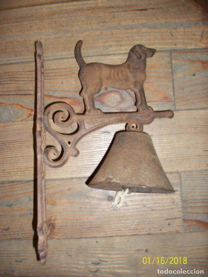 Antigüedades: CAMPANA LLAMADOR - Foto 2 - 109395123