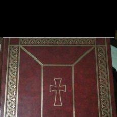Antigüedades: SAGRADA BIBLIA DE LA EDITORIAL RAMÓN SOPENA. IMPRESA EN BARCELONA ESPAÑA FECHA DE IMPRESIÓN 1971-72. Lote 109425411