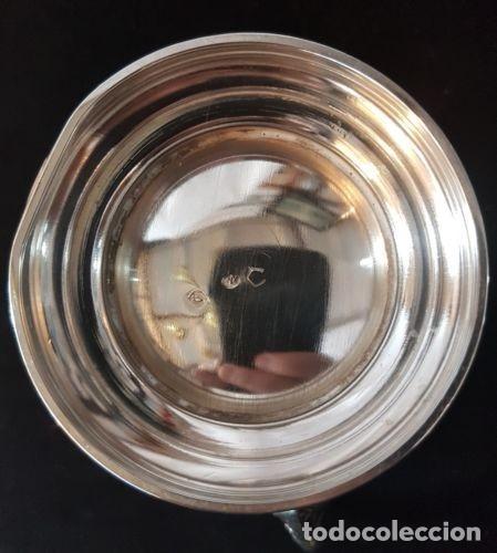 Antigüedades: Juego de cafe y te en plata - Foto 7 - 109447851