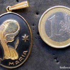 Antigüedades: MEDALLA, AVE MARIA . Lote 109473143