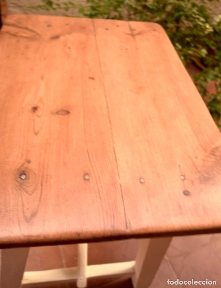 Antigüedades: Mesa choricera restaurada - Foto 5 - 109548687