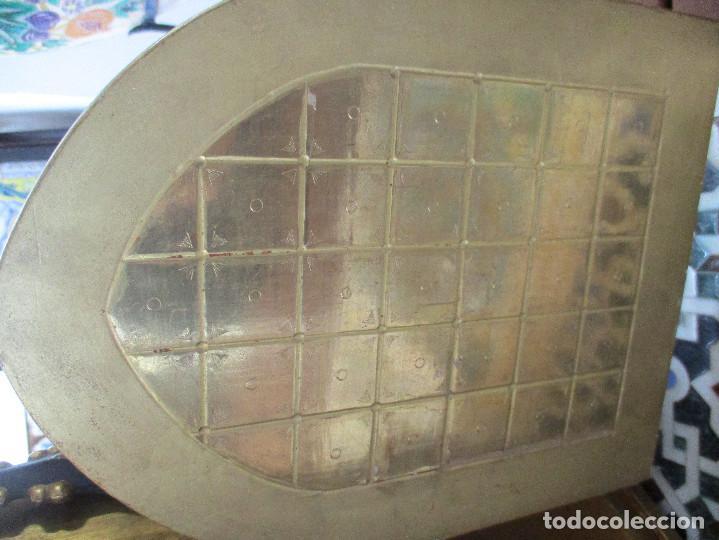 Antigüedades: Sagrario de madera tallada y pan de oro - Foto 6 - 109592663