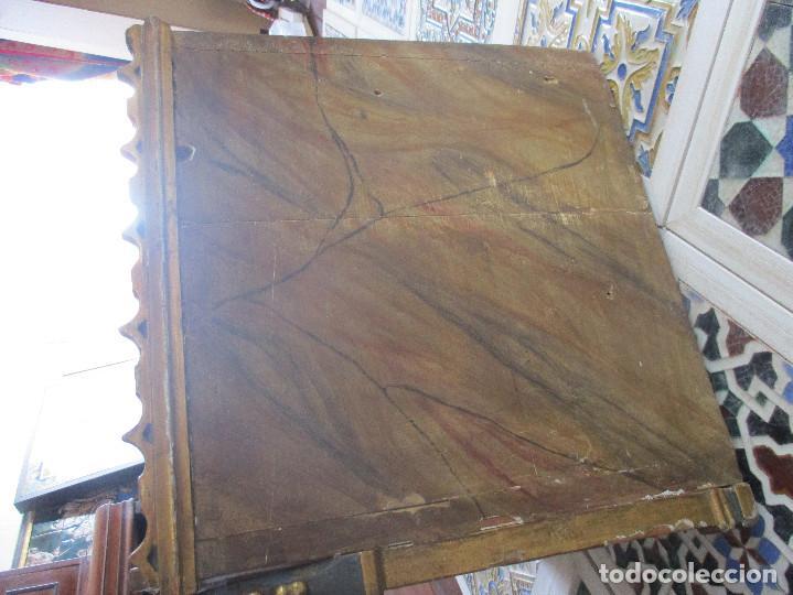 Antigüedades: Sagrario de madera tallada y pan de oro - Foto 8 - 109592663