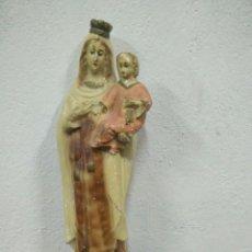 Antigüedades: BONITA VIRGEN CON NIÑO. Lote 109725059