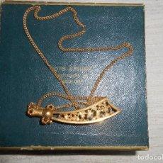 Antigüedades: AGUJA / SUJETACORBATAS -SIGLO XIX. Lote 109821591