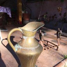 Antigüedades: ANTIGUO Y GRAN AGUAMANIL. Lote 109860203