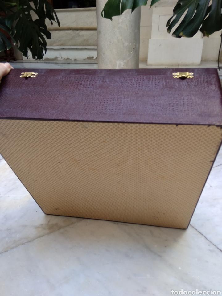 Antigüedades: Cuberteria de 12 servicios con baño de plata - Foto 15 - 110027584
