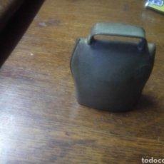Antigüedades: CENCERRO CON BUEN SONIDO. Lote 110108143