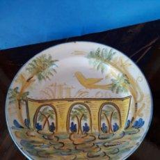 Antigüedades - Plato de cerámica de Manises - 110148479