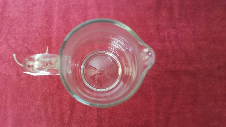 Antigüedades: JARRA ANTIGUA DE CRISTAL CARTAGENA 5000 - 008 - Foto 3 - 88387376