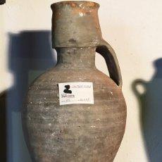 Antigüedades: CÁNTARO DE BARRO . Lote 110187247