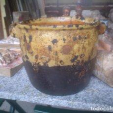 Antigüedades: PRECIOSO PUCHERO XIX. Lote 110223879