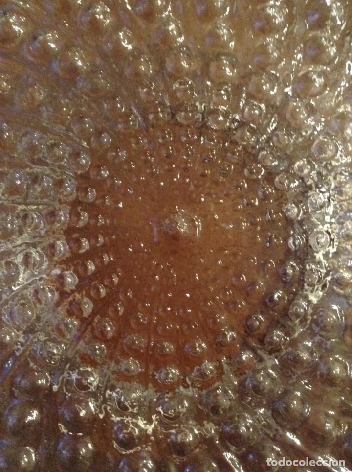 Antigüedades: Plafón en vidrio prensado - Foto 3 - 110229414