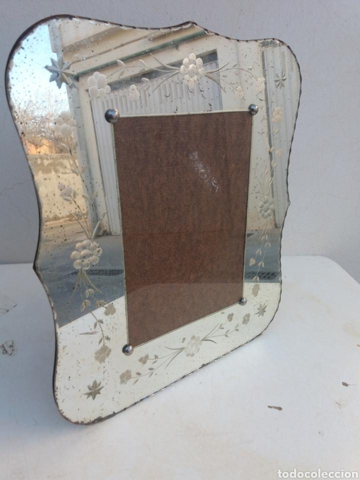 antiguo marco para fotos en cristal veneciano t - Comprar Murano ...