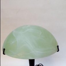 Antigüedades: LAMPARA DE MESA -. Lote 110237867