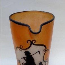 Antigüedades: JARRA VIDRIO. Lote 119064535