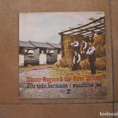 Discos de vinilo: KENNY ROGERS & THE FIRST EDITION - DILO TODO, HERMANO - HISPAVOX1970 - SINGLE - P. Lote 110300435