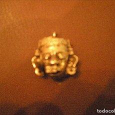 Antigüedades: BROCHE COLGANTE RÉPLICA PRECOLOMBIA. Lote 110300595