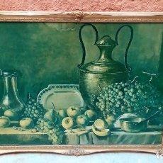 Antigüedades: MARCO FRANCES GRAN TAMAÑO-. Lote 110319755