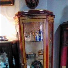 Antigüedades: VITRINA LUIS XV. Lote 110315695