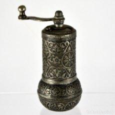 Antigüedades: MOLINILLO DE PIMIENTA ACAR / 11CM DE ALTURA. Lote 110404475