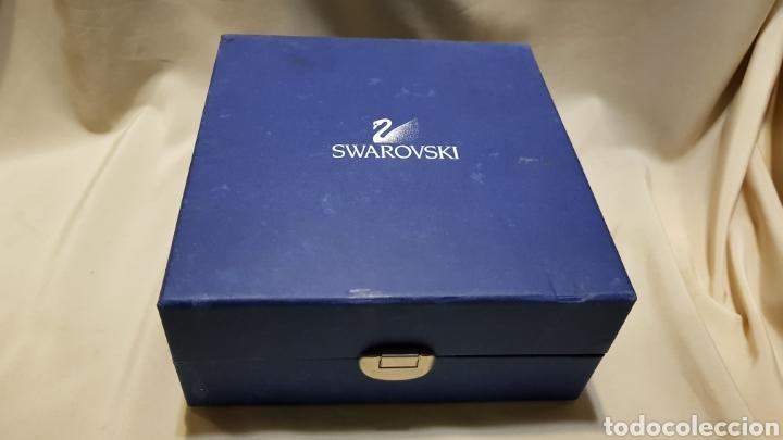 Antigüedades: Dragon swarovski . Edicion criaturas fantásticas . Con su base y su caja . - Foto 14 - 110419442