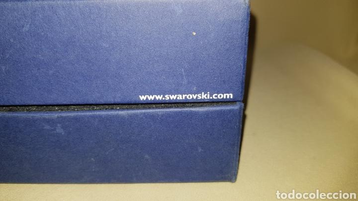 Antigüedades: Dragon swarovski . Edicion criaturas fantásticas . Con su base y su caja . - Foto 15 - 110419442