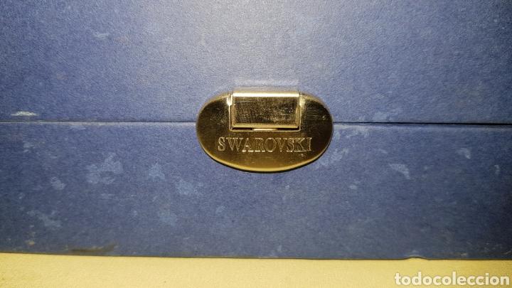 Antigüedades: Dragon swarovski . Edicion criaturas fantásticas . Con su base y su caja . - Foto 16 - 110419442