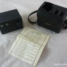Antigüedades: ANTIGUO RECLAMO CONDOR ELENCO CASSETTE - CINTA SINFIN 8 PISTAS - PILAS/12V. Lote 110448687