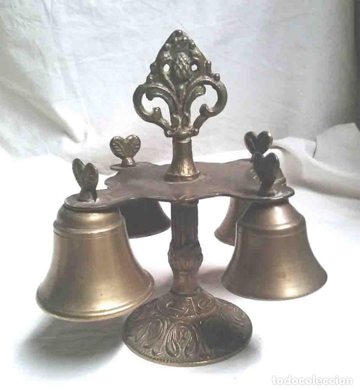 Resultado de imagen de campanilla misa