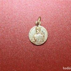 Antigüedades: RELIQUIA, MEDALLA BEATO VALENTÍN DE BERRIO-OTOXA. 1 CM. Lote 110539011