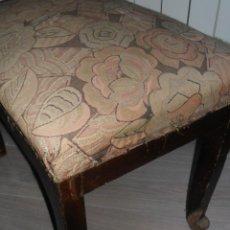 Antigüedades: SILLA BUTACA ART DECO. Lote 110621787