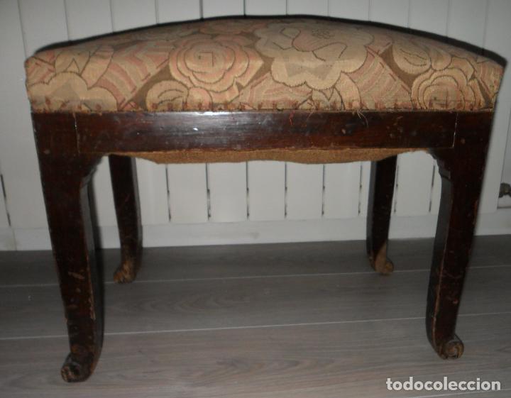 Antigüedades: Silla butaca Art Deco - Foto 2 - 110621787