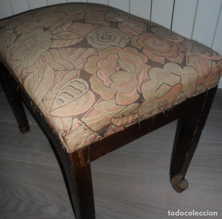 Antigüedades: Silla butaca Art Deco - Foto 3 - 110621787