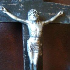 Antigüedades: CRISTO CON CRUZ.. Lote 110634299