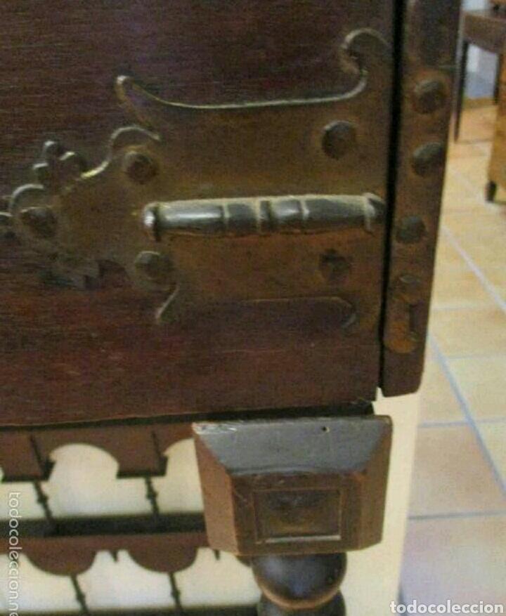 Antigüedades: Bargueño mudejar - Foto 13 - 110643203