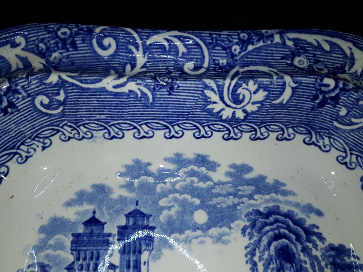 Antigüedades: LEGUMBRERA, SOPERA. LOZA. RIDGWAYS. VENICE. INGLATERRA. PRINCIPIOS DEL SIGLO XX. - Foto 14 - 110652275