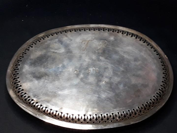 Antigüedades: MANCERINA DE PLATA. REAL FÁBRICA DE PLATERÍA MARTÍNEZ. VILLA Y CORTE. MADRID. AÑO 1793. - Foto 13 - 110657607