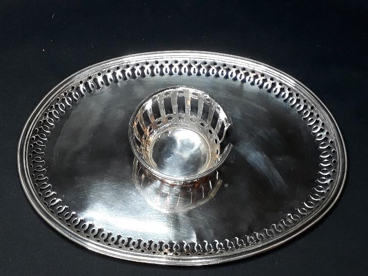 Antigüedades: MANCERINA DE PLATA. REAL FÁBRICA DE PLATERÍA MARTÍNEZ. VILLA Y CORTE. MADRID. AÑO 1793. - Foto 19 - 110657607