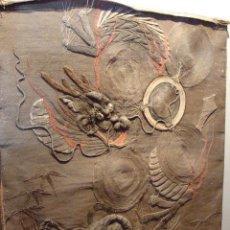 Antigüedades: TAPIZ CHINO - SIGLO XIX. Lote 110675739