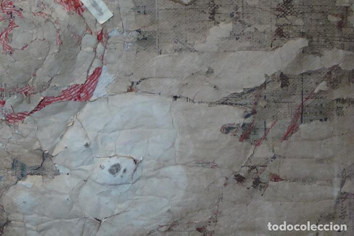 Antigüedades: Tapiz chino - Siglo XIX - Foto 9 - 110675739