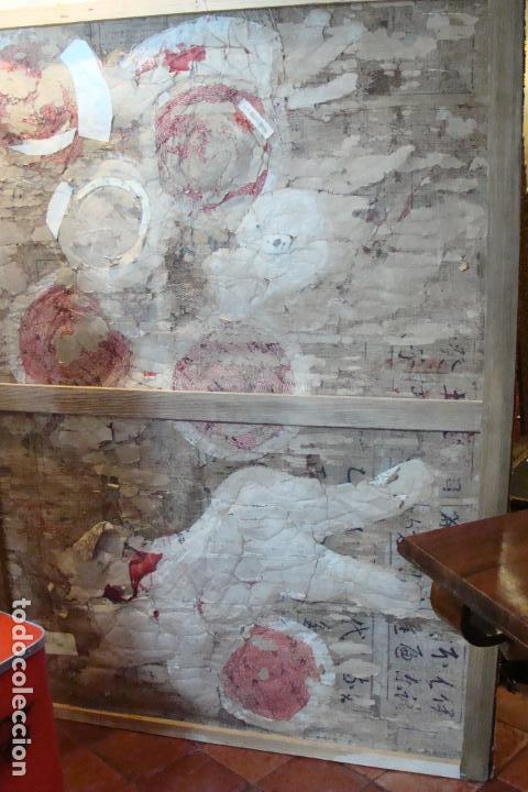Antigüedades: Tapiz chino - Siglo XIX - Foto 10 - 110675739