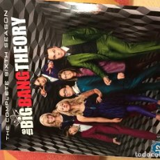 Series de TV: THE BIG BANG THEORY TEMPORADA 6 EN BLURAY. Lote 110722867